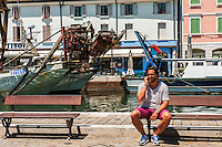 Street + lifestyle scenes around Cesenatico