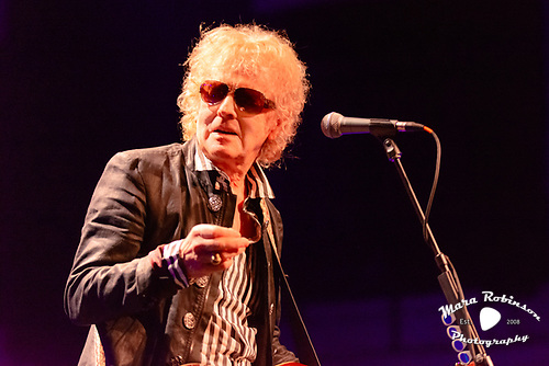 Mott The Hoople '74 tour music photography by Cleveland music photographer Mara Robinson