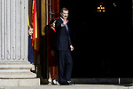 King Felipe VI of Spain attends to 40 Anniversary of Spanish Constitution at Congreso de los Diputados in Madrid, Spain. December 06, 2018. (ALTERPHOTOS/A. Perez Meca)