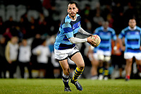 Julien Dumora of the French Barbarians during the rugby match between the Highlanders and the French Barbarians at Rugby Park in Invercargill, New Zealand on Friday, 22 June 2018. Copyright Image: Joe Allison / lintottphoto.co.nz
