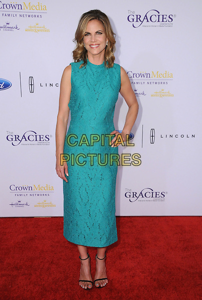 24 May 2016 - Beverly Hills, California - Natalie Morales. Arrivals for the 41st Annual Gracies Awards held at Beverly Wilshire Hotel. <br /> CAP/ADM/BT<br /> &copy;BT/ADM/Capital Pictures