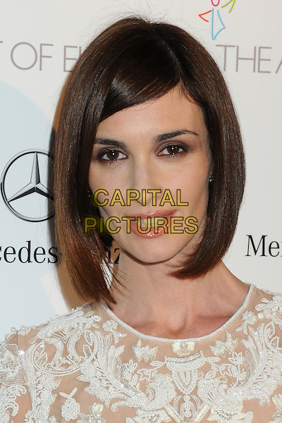 11 January 2014 - Los Angeles, California - Paz Vega. 7th Annual Art of Elysium Heaven Gala held at the Skirball Cultural Center.  <br /> CAP/ADM/BP<br /> &copy;Byron Purvis/AdMedia/Capital Pictures