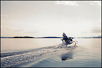 BNPS.co.uk (01202 558833)<br /> Pic: Quadrofoil/BNPS<br /> <br /> James Bond style pond skater invented...<br /> <br /> A state-of-the-art James Bond-style craft that lifts above the water and reaches speeds of 25mph could make speed boats a thing of the past. <br /> <br /> The Quadrofoil Q2 is a two-seater, four-legged hydrofoil craft powered by a powerful electric outboard motor.<br /> <br /> Because the aluminium alloy vessel sits above the surface of the water it suffers little resistance and can reach faster speeds.