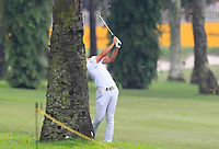 Soomin Lee (KOR) in action on the 10th during Round 2 of the Maybank Championship at the Saujana Golf and Country Club in Kuala Lumpur on Friday 2nd February 2018.<br /> Picture:  Thos Caffrey / www.golffile.ie<br /> <br /> All photo usage must carry mandatory copyright credit (&copy; Golffile | Thos Caffrey)