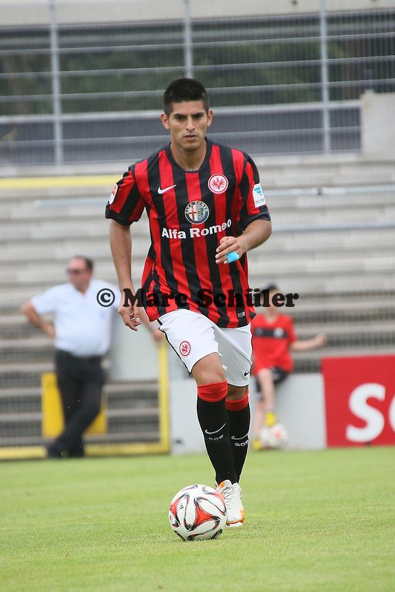 Carlos Zambrano (Eintracht)
