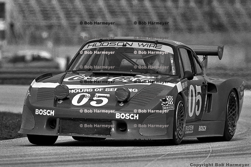 Bobby Rahal drives a Porsche 935 Kremer K3 in the 1980 24 Hours of Daytona at Daytona International Speedway, Daytona Beach, Florida, USA.
