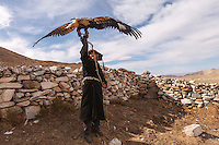 Mongolia, Golden Eagle Festival