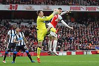 Arsenal vs Newcastle United 02-01-16