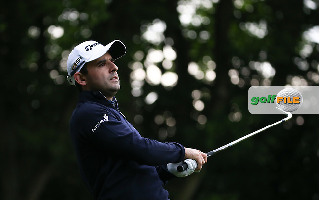 Fabrizio Zanotti (PAR) during Round Two of the 2016 BMW PGA Championship over the West Course at Wentworth, Virginia Water, London. 27/05/2016. Picture: Golffile | David Lloyd. <br /> <br /> All photo usage must display a mandatory copyright credit to &copy; Golffile | David Lloyd.