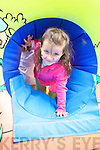 Ciara Geaney enjoying the 25th Anniversary Crag Caves Fun Day in Castleisland on Sunday