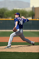 Peter Fairbanks - Texas Rangers 2016 spring training (Bill Mitchell)