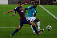16th July 2020; Camp Nou, Barcelona, Catalonia, Spain; La Liga Football, Barcelona versus Osasuna; Estupinan