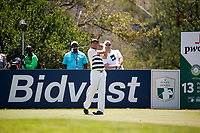 Sergio Garcia (ESP) on the 13th tee during the final round of the Nedbank Golf Challenge hosted by Gary Player,  Gary Player country Club, Sun City, Rustenburg, South Africa. 11/11/2018 <br /> Picture: Golffile | Tyrone Winfield<br /> <br /> <br /> All photo usage must carry mandatory copyright credit (&copy; Golffile | Tyrone Winfield)