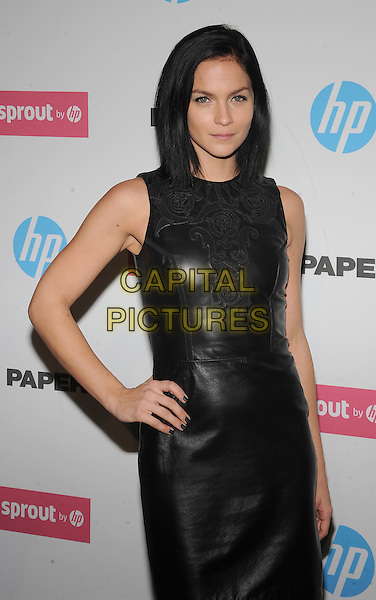 New York,NY- October 29: Leigh Lezark attends the red carpet at the Sprout by HP and HP Multi Jet Fusion 3D Printer Launch Event in New York City on October 29,2014.   <br /> CAP/RTNSTV<br /> &copy;RTNSTV/MPI/Capital Pictures