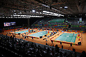 General view,  <br /> AUGUST 15, 2016 - Badminton : <br /> Men's Doubles Quarter finals<br /> at Riocentro - Pavilion 4 during the Rio 2016 Olympic Games in Rio de Janeiro, Brazil. <br /> (Photo by Yusuke Nakanishi/AFLO SPORT)