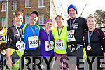 Catherine O'Mahony, Paul O'Connor, Fiona O'Connor, Carmelita Ryan, Denis Ryan, Kathy Jordan  at The Kerry's eye Valentine's Day 10 Mile Road Race on Saturday