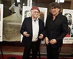 """David Crosby, Cameron Crowe - director 035 attends the Premiere Of Sony Pictures Classic's """"David Crosby: Remember My Name"""" at Linwood Dunn Theater on July 18, 2019 in Los Angeles, California."""