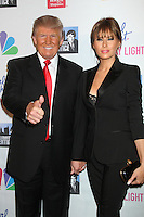 May 21, 2012 Donald Trump and Melania Trump at the Celebrity Apprentice Finale at the American Museum of Natural History in New York City. © RW/MediaPunch Inc.