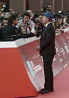 L'attore statunitense Bill Murray parla con i giornalisti durante un red carpet alla 14^ Festa del Cinema di Roma all'Aufditorium Parco della Musica di Roma, 19 ottobre 2019.<br /> US actor Bull Murray speaks with journalists during a red carpet during the 14^ Rome Film Fest at Rome's Auditorium, on 19 october 2019.<br /> UPDATE IMAGES PRESS/Isabella Bonotto