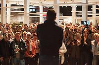 Februari 09, 2015, Netherlands, Rotterdam, Ahoy, ABN AMRO World Tennis Tournament, Optreden Jan Smit<br /> Photo: Tennisimages/Henk Koster