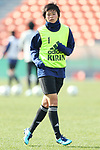 Mami Ueno (JPN), JANUARY 16, 2018 -  Football / Soccer : <br /> Japan women's national team training camp <br /> in Tokyo, Japan. <br /> (Photo by Yohei Osada/AFLO)