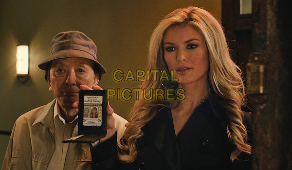 James Hong, Marisa Miller<br /> in R.I.P.D. (2013) <br /> *Filmstill - Editorial Use Only*<br /> CAP/NFS<br /> Image supplied by Capital Pictures