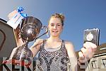Edel Crowley, winner of the U16 Feis Maithiu in Cork on Sunday