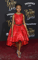 www.acepixs.com<br /> <br /> March 2 2017, LA<br /> <br /> Skai Jackson arriving at the premiere of Disney's 'Beauty And The Beast' at the El Capitan Theatre on March 2, 2017 in Los Angeles, California.<br /> <br /> By Line: Famous/ACE Pictures<br /> <br /> <br /> ACE Pictures Inc<br /> Tel: 6467670430<br /> Email: info@acepixs.com<br /> www.acepixs.com