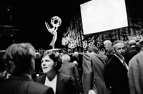 New York, New York<br /> USA<br /> September 27, 2010<br /> <br /> The 31st Annual News and Documentary, Emmy Awards held at Frederick P. Rose Hall, Jazz at Lincoln Center.