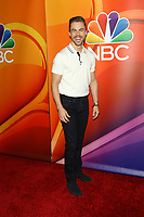LOS ANGELES - FEB 20:  Derek Hough at the NBC's Los Angeles Mid-Season Press Junket at the NBC Universal Lot on February 20, 2019 in Universal City, CA