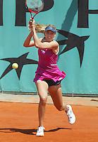 6-6-06,France, Paris, Tennis , Roland Garros, Vaidisova