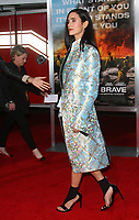 08 October 2017 - Los Angeles, California - Jennifer Connelly. &ldquo;Only The Brave&rdquo; Premiere held at the Regency Village Theatre in Los Angeles. <br /> CAP/ADM<br /> &copy;ADM/Capital Pictures
