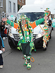 Arty Murphy pictured at the Drogheda St. Patrick's day parade. Photo: Colin Bell/pressphotos.ie