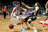 Real Madrid's Rudy Fernandez during Euroliga match. February 28,2013.(ALTERPHOTOS/Alconada)