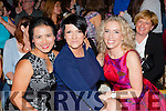 Linda Flanagan, Anna Szarota and Helen leahy at the Castleisland Strictly Come Dancing in the River Island Hotel on Friday night
