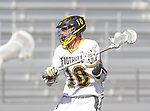 Tustin, CA 04/23/16 - Chris Reem (Foothill #10) in action during the non-conference CIF varsity lacrosse game between La Costa Canyon and Foothill at Tustin Union High School.  Foothill defeated La Costa Canyon 10-9 in sudden death overtime.
