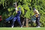 NELSON, NEW ZEALAND - DECEMBER 12: Club Cricket Wakatu v Nelson College at Victory Square, Nelson, New Zealand. Saturday 12th December 2019. (Photos by Barry Whitnall/Shuttersport Limited)