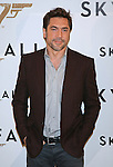 """JAVIER BARDEM.attends the photocall for the twenty-third 007 adventure, """"Skyfall"""" at the Villamagna Hotel, Madrid_29/10/2012.Mandatory Credit Photo: ©NEWSPIX INTERNATIONAL..**ALL FEES PAYABLE TO: """"NEWSPIX INTERNATIONAL""""**..IMMEDIATE CONFIRMATION OF USAGE REQUIRED:.Newspix International, 31 Chinnery Hill, Bishop's Stortford, ENGLAND CM23 3PS.Tel:+441279 324672  ; Fax: +441279656877.Mobile:  07775681153.e-mail: info@newspixinternational.co.uk"""