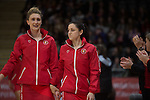 Swansea University International Netball Test Series: Wales v New Zealand<br /> Ice Arena Wales<br /> 08.02.17<br /> &copy;Steve Pope - Sportingwales