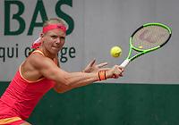 Paris, France, 29 May, 2017, Tennis, French Open, Roland Garros, Kiki Bertens (NED)<br /> Photo: Henk Koster/tennisimages.com