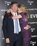 Michelle Pfeiffer and David E. Kelley at The Warner Bros. Pictures World Premiere of New Year's Eve  held at The Grauman's Chinese Theatre in Hollywood, California on December 05,2011                                                                               © 2011 Hollywood Press Agency
