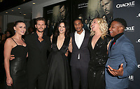 07 March 2018 - Culver City, California - Eve Mauro, Ryan Kwanten, Katrina Law, Cory Hardrict, Elisabeth Rohm, Arlen Escarpeta. &quot;The Oath&quot; TV Series Los Angeles Premiere held at Sony Pictures Studios.   <br /> CAP/ADM/FS<br /> &copy;FS/ADM/Capital Pictures