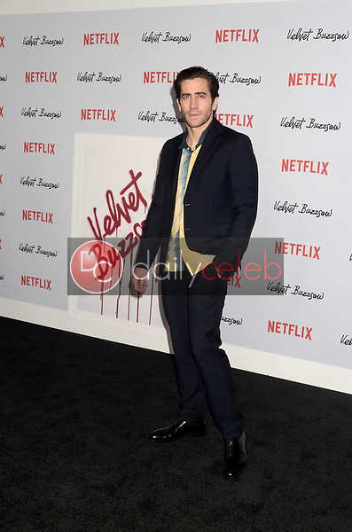 """Jake Gyllenhaal<br /> at the """"Velvet Buzzsaw"""" Los Angeles Premiere Screening, Egyptian Theater, Hollywood, CA 01-28-19<br /> David Edwards/DailyCeleb.com 818-249-4998"""