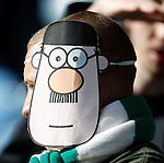 A Celtic fan