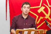 October Revolution Celebration CPGB-ML London (Nov 2015)
