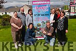 Sneem will be a hive of activity over the coming weeks with the kick of the Sneem Family Festival. <br /> front l-r Eva Schotz and John O'Shea <br /> back l-r Yvonne O'Brien, Jeff Prior, Marian Murphy,  Michelle O'Brien, Jane O'Sullivan and June Hunter.