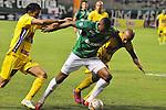 Deportivo Cali se despidió del todos contra todos perdiendo en su casa, el estadio de Palmaseca, 0 - 1 ante el líder Atlético Huila