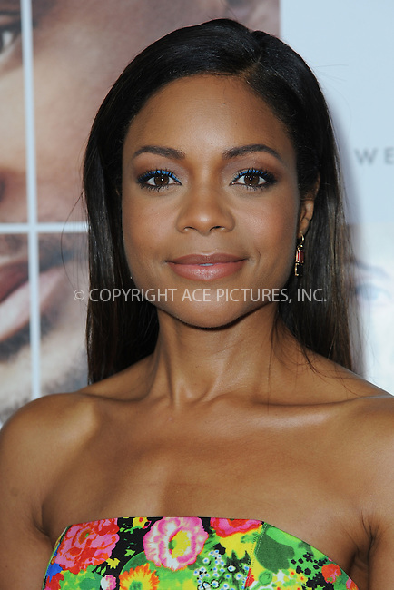 www.acepixs.com<br /> December 12, 2016  New York City<br /> <br /> Naomie Harris attending the 'Collateral Beauty' World Premiere at Frederick P. Rose Hall, Jazz at Lincoln Center on December 12, 2016 in New York City.<br /> <br /> <br /> Credit: Kristin Callahan/ACE Pictures<br /> <br /> Tel: 646 769 0430<br /> Email: info@acepixs.com