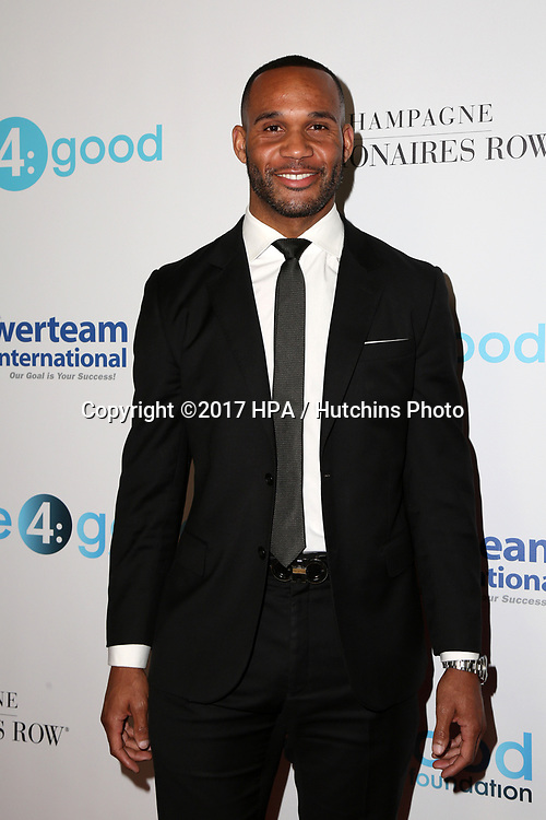 LOS ANGELES - APR 7:  Bret Lockett at the 4th Annual unite4:humanity Gala at the Beverly Wilshire Hotel on April 7, 2017 in Beverly Hills, CA