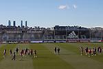 20150123 Real Madrid Session Training